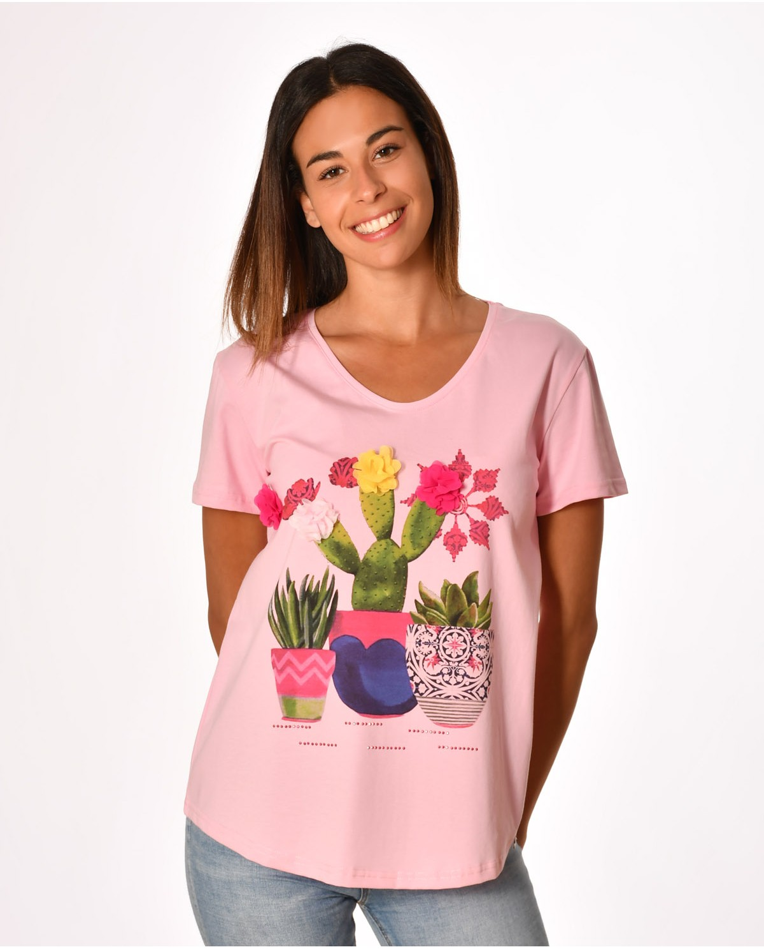 T-shirt catos